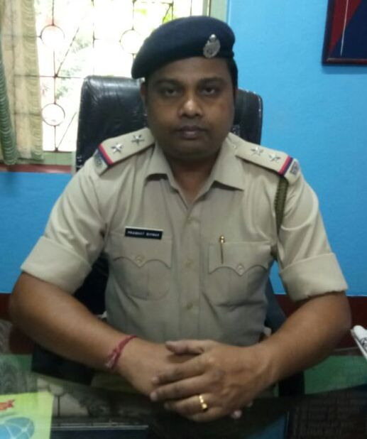Officer In-Charge Sonamukhi Police Station