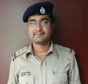 Officer in Charge Onda Police Station