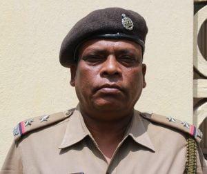 Officer in Charge Sonamukhi Police Station