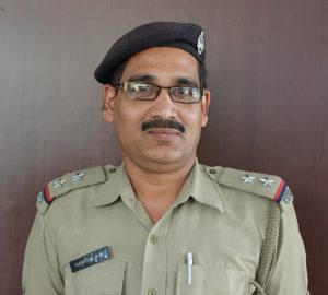 Officer In-Charge Taldangra Police Station