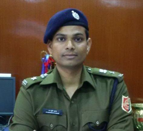 Shri N Sudheer Kumar,IPS. - S.P of Bankura District Police