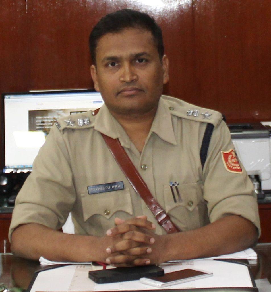 Shri Sukhendu Hira,IPS. - S.P of Bankura District Police